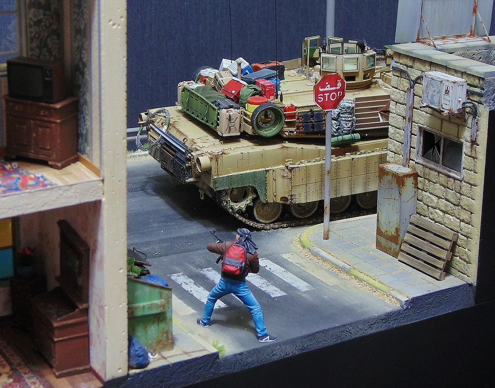 Dioramas and Vignettes: Sweet air of democracy, photo #17