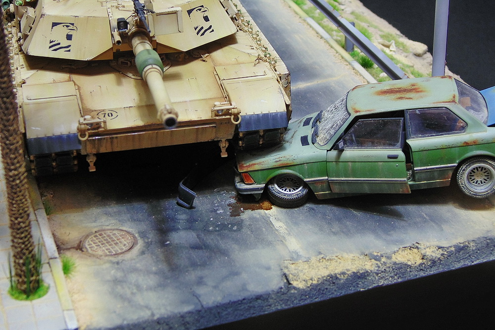 Dioramas and Vignettes: Sweet air of democracy, photo #18