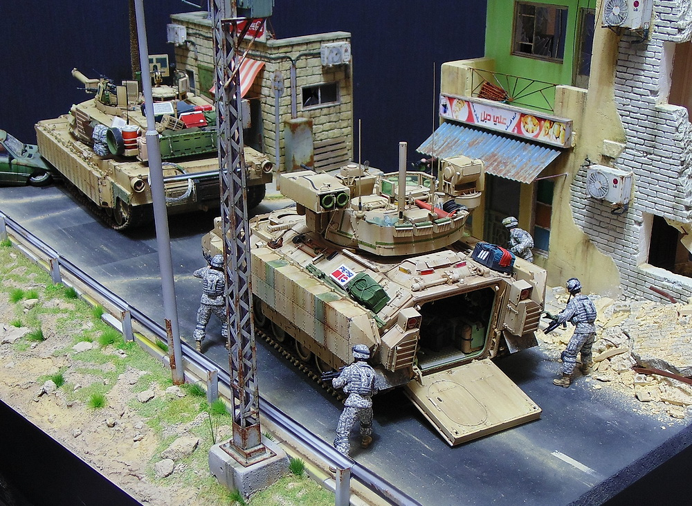 Dioramas and Vignettes: Sweet air of democracy, photo #2