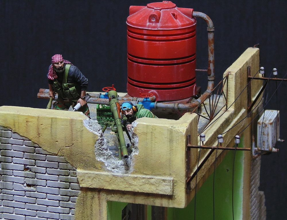 Dioramas and Vignettes: Sweet air of democracy, photo #21