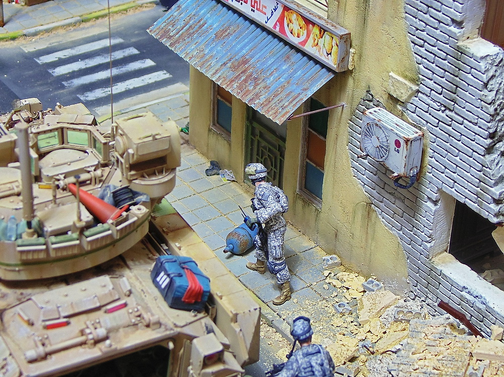 Dioramas and Vignettes: Sweet air of democracy, photo #22