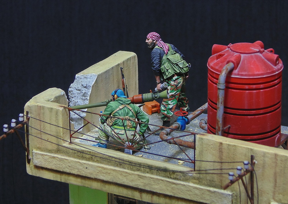 Dioramas and Vignettes: Sweet air of democracy, photo #24