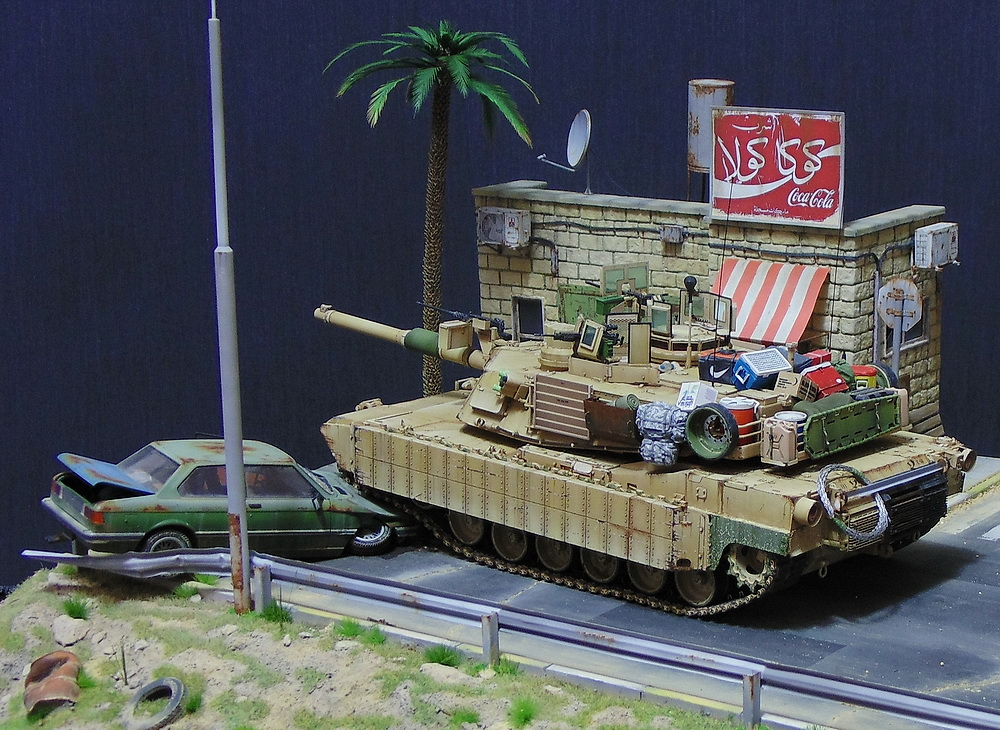Dioramas and Vignettes: Sweet air of democracy, photo #5