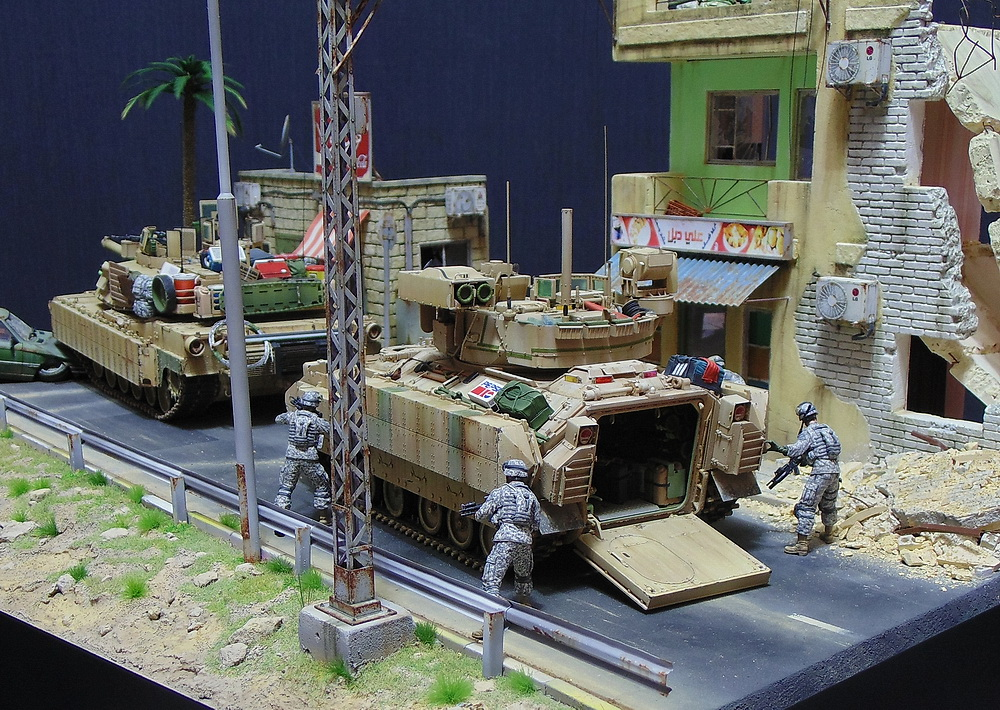 Dioramas and Vignettes: Sweet air of democracy, photo #6
