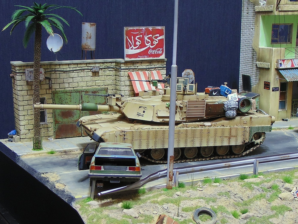 Dioramas and Vignettes: Sweet air of democracy, photo #7