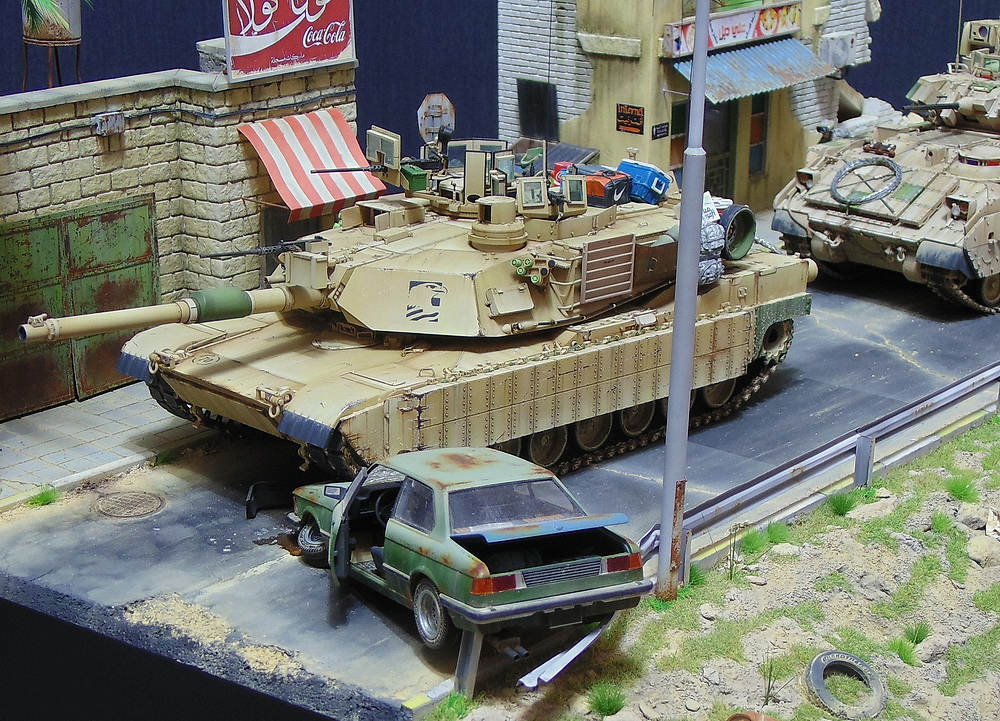 Dioramas and Vignettes: Sweet air of democracy, photo #8