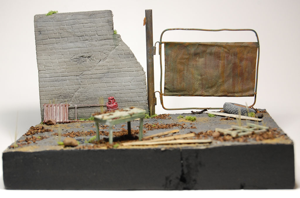Dioramas and Vignettes: Abandoned and Forgotten , photo #10