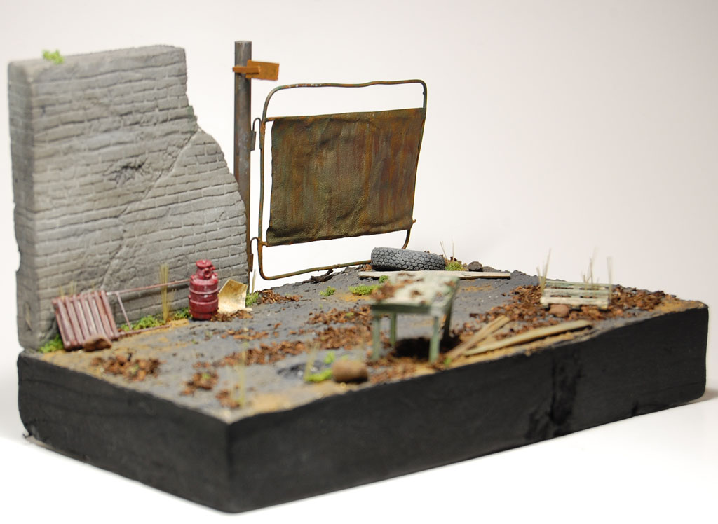Dioramas and Vignettes: Abandoned and Forgotten , photo #12