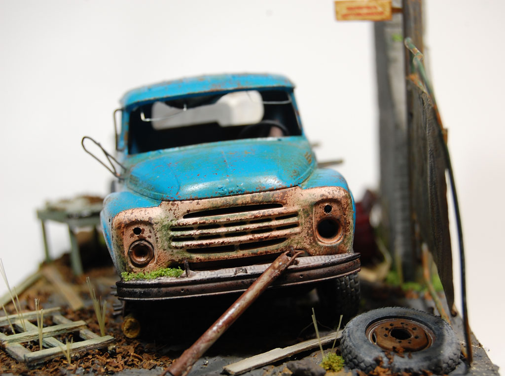 Dioramas and Vignettes: Abandoned and Forgotten , photo #4