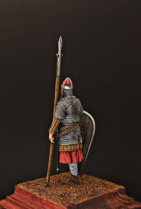 Figures: Norman knight, late 11th cent., photo #3