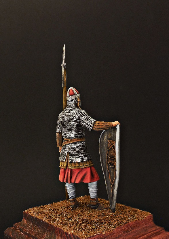 Figures: Norman knight, late 11th cent., photo #5