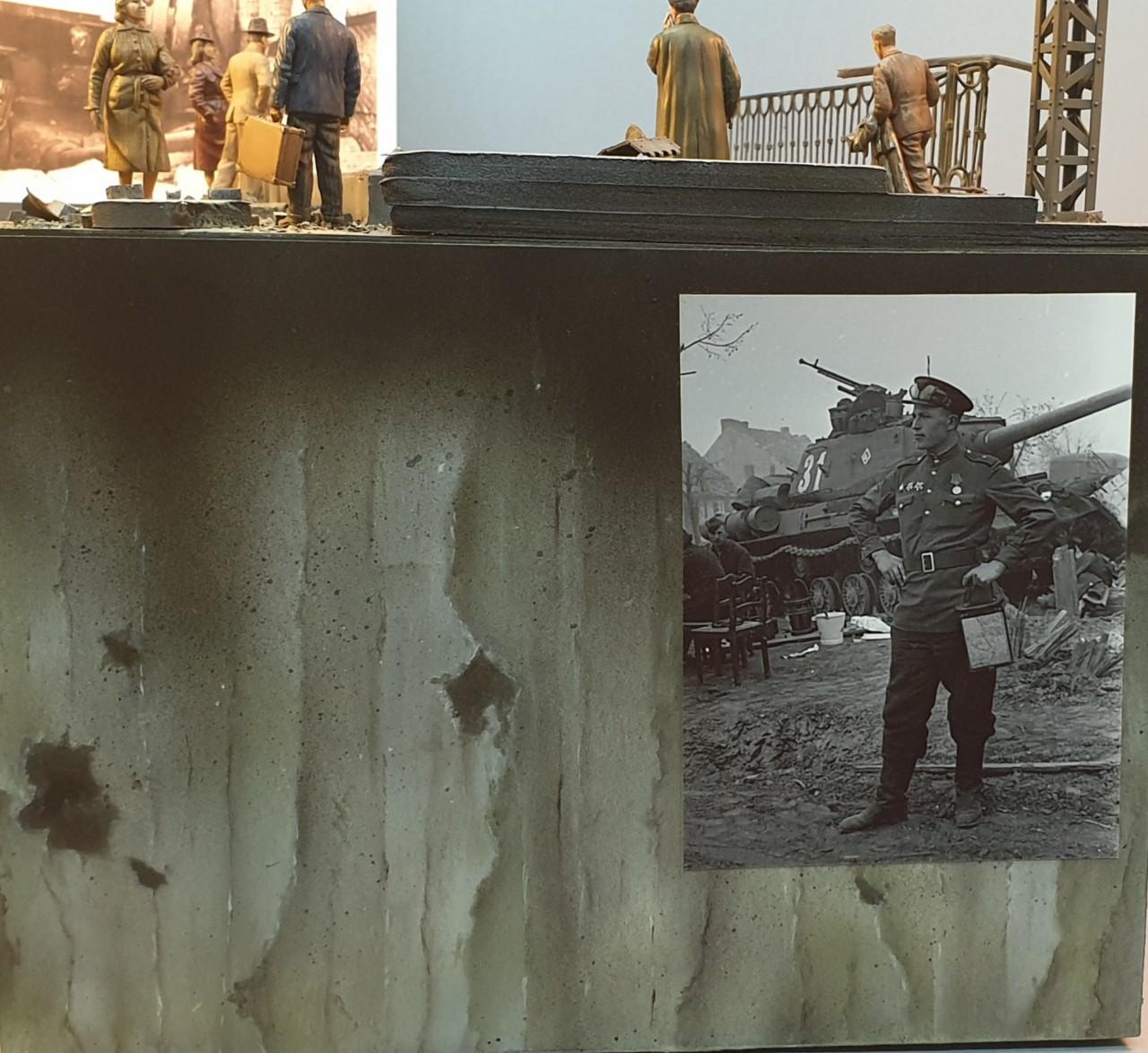 Dioramas and Vignettes: Berlin, Alexanderplatz, May 1945, photo #15