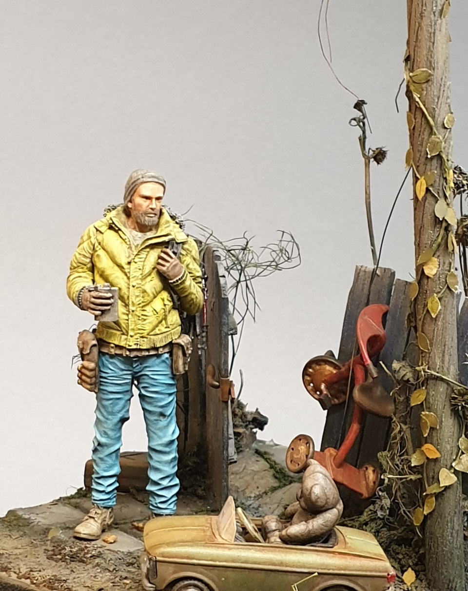Dioramas and Vignettes: Coming back home, photo #7