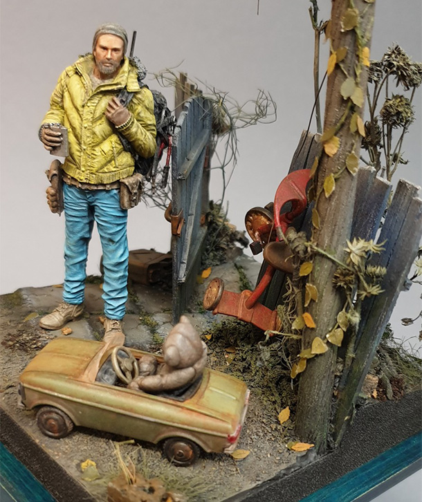 Dioramas and Vignettes: Coming back home