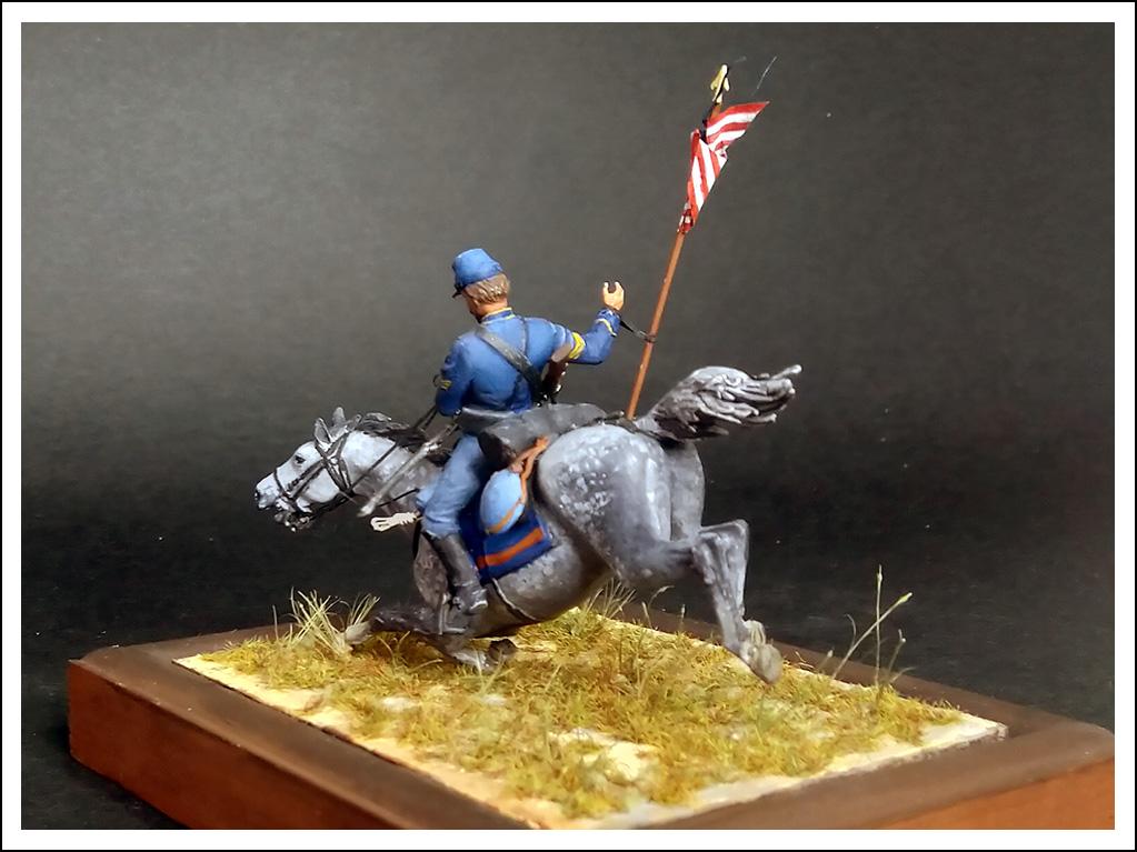 Figures: US Cavalryman, 1863, photo #3