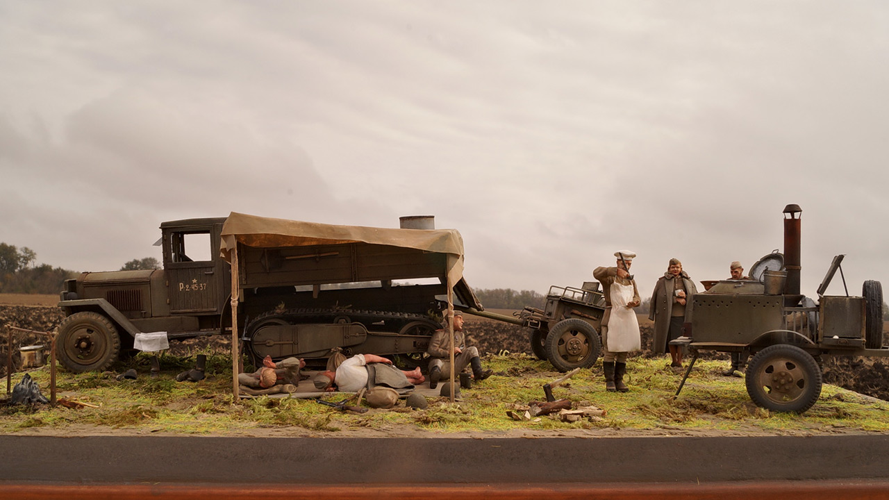 Dioramas and Vignettes: At Rest, photo #12