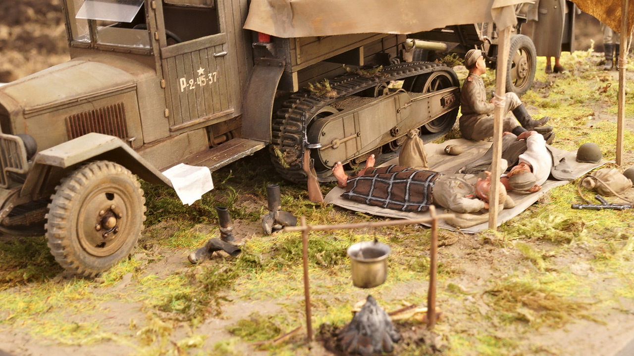 Dioramas and Vignettes: At Rest, photo #7