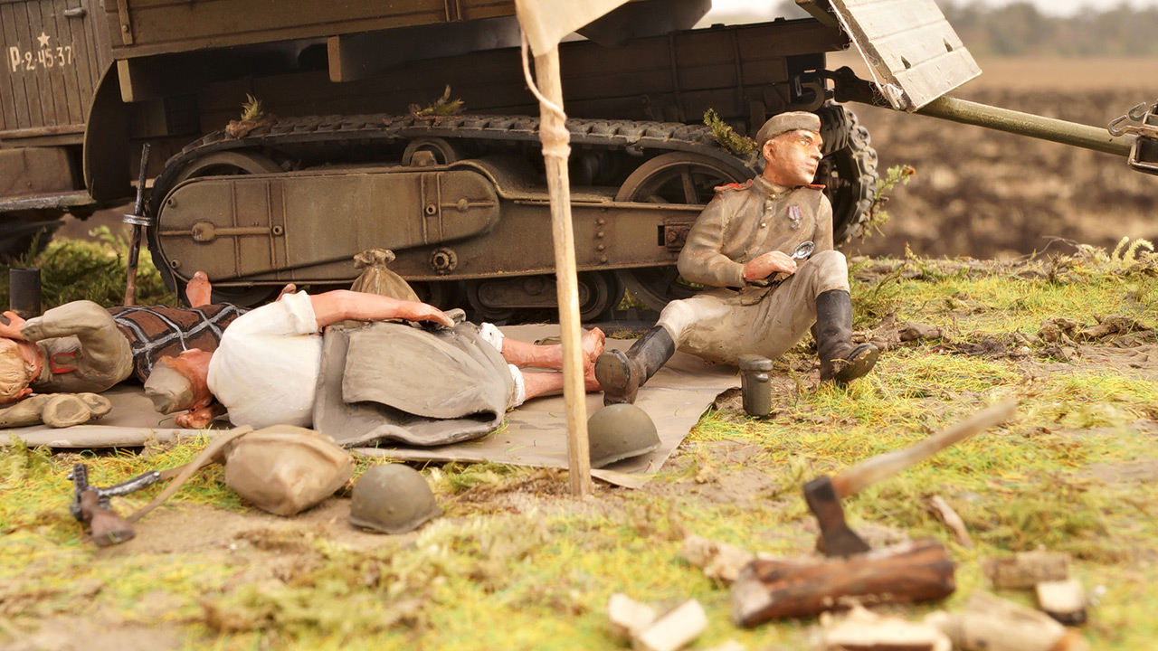 Dioramas and Vignettes: At Rest, photo #8