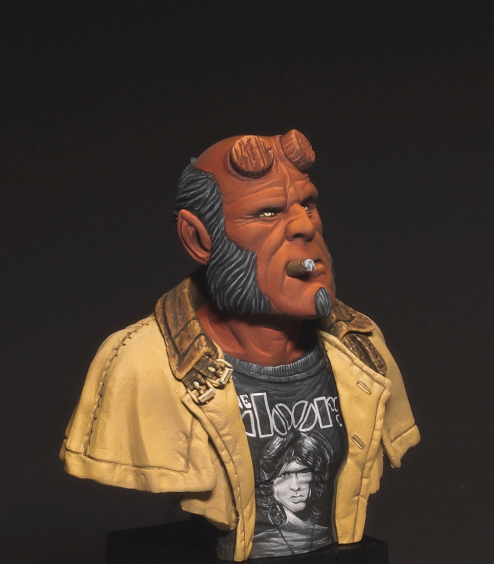 Miscellaneous: Hellboy, photo #2