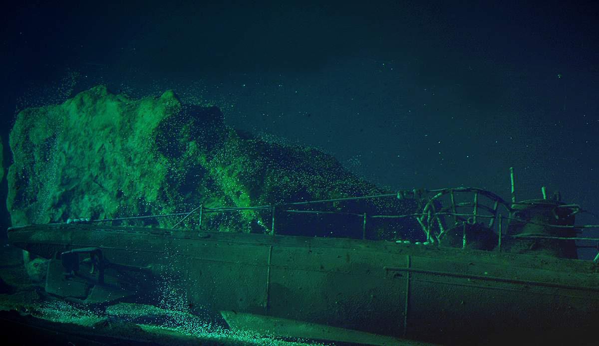 Dioramas and Vignettes: U-boot Type IIB. Undersea war, photo #14