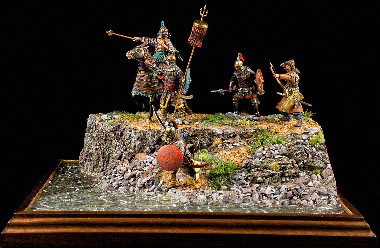 Dioramas and Vignettes: The Mongols, photo #1