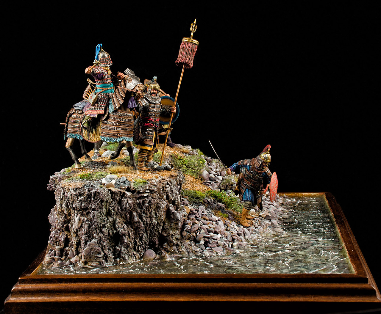 Dioramas and Vignettes: The Mongols, photo #4