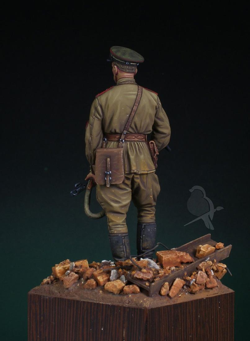Figures: Senior lieutenant, AT artillery, photo #4