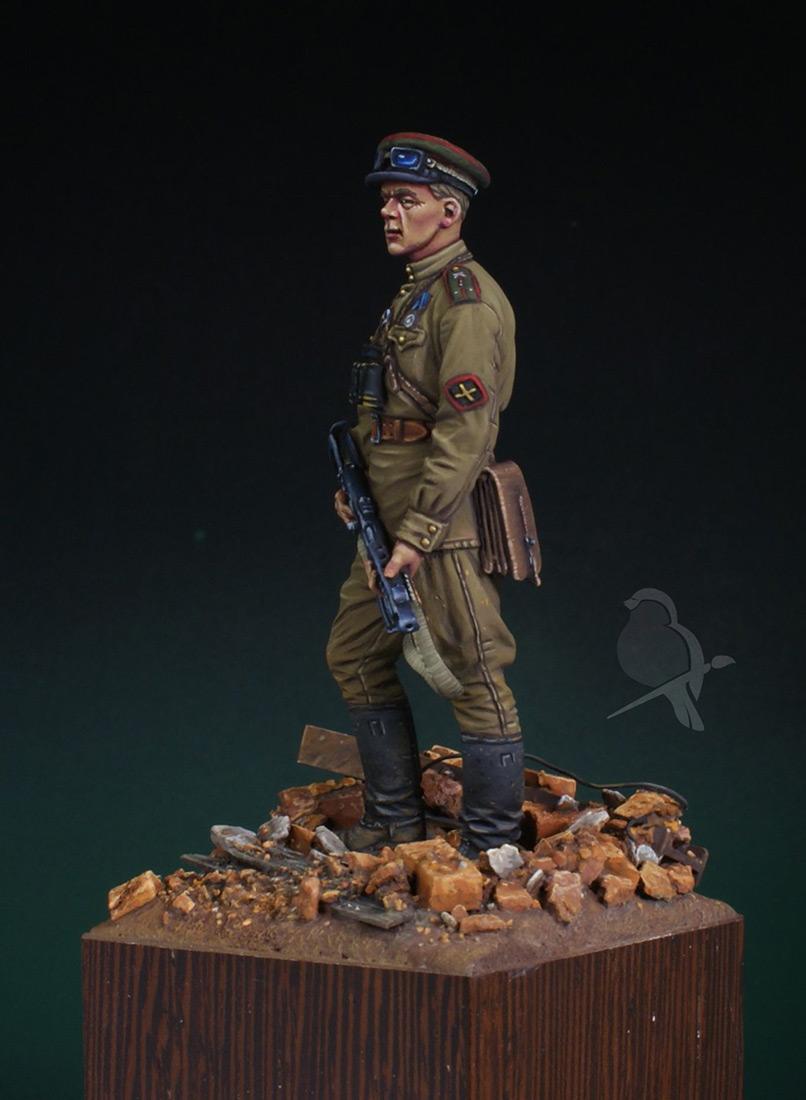 Figures: Senior lieutenant, AT artillery, photo #5