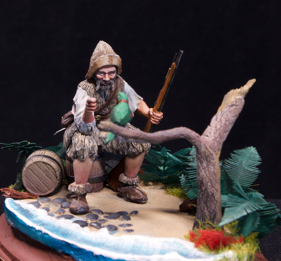 Dioramas and Vignettes: Sailor from York, photo #2