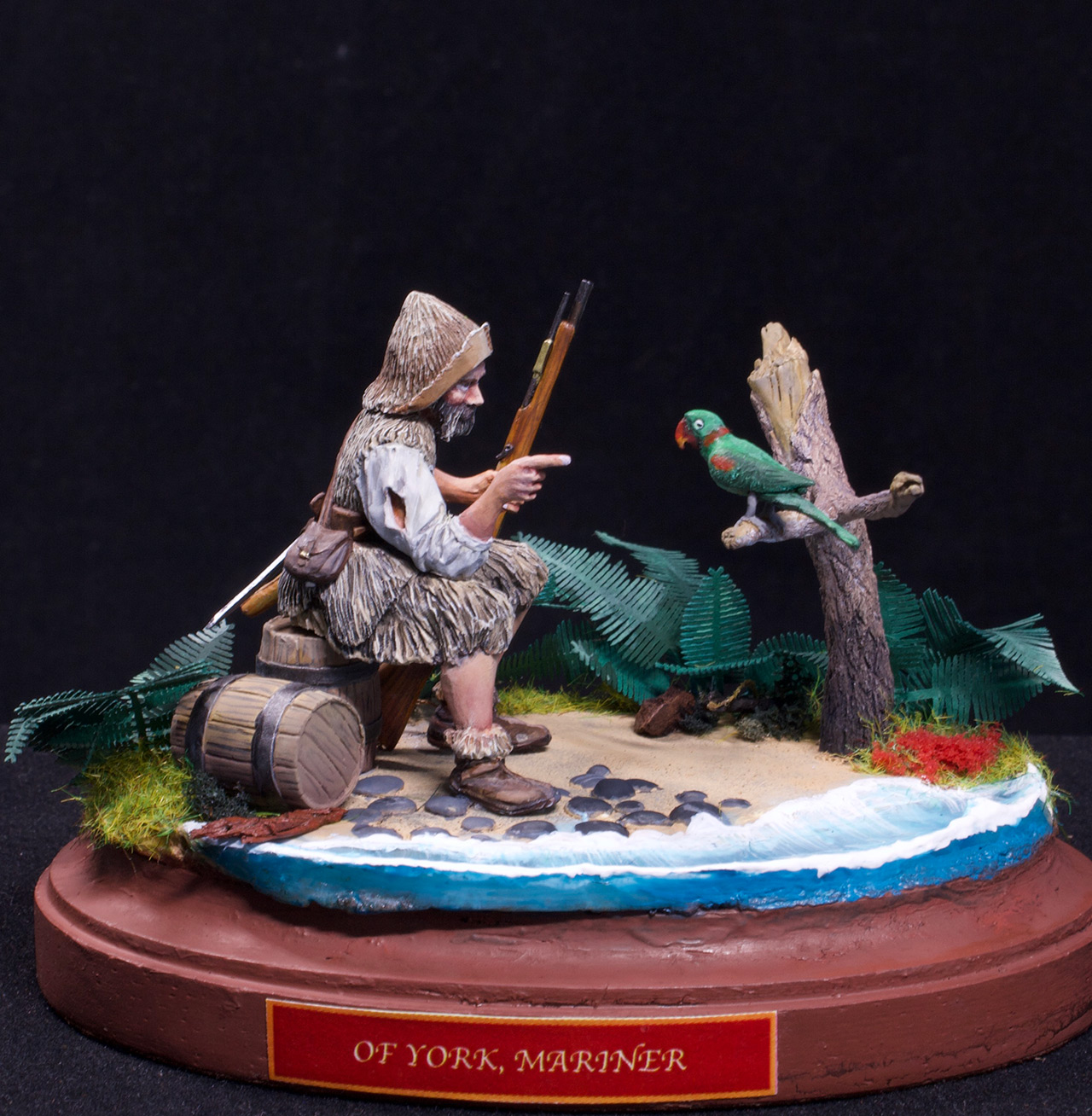 Dioramas and Vignettes: Sailor from York, photo #4