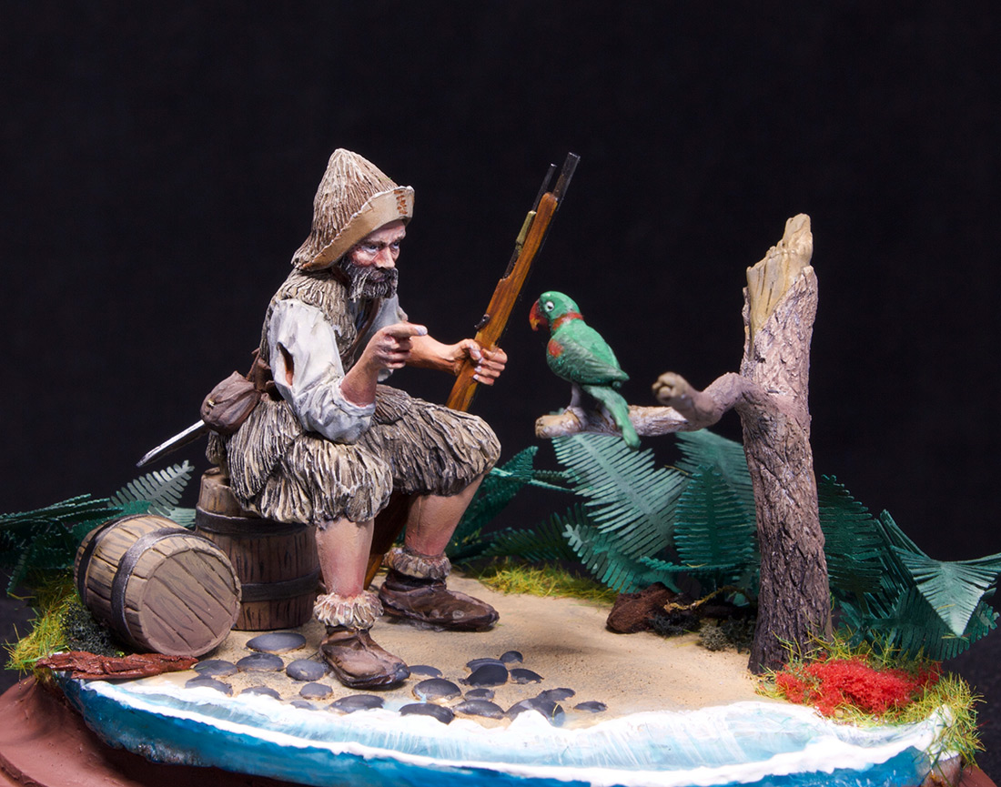 Dioramas and Vignettes: Sailor from York, photo #5