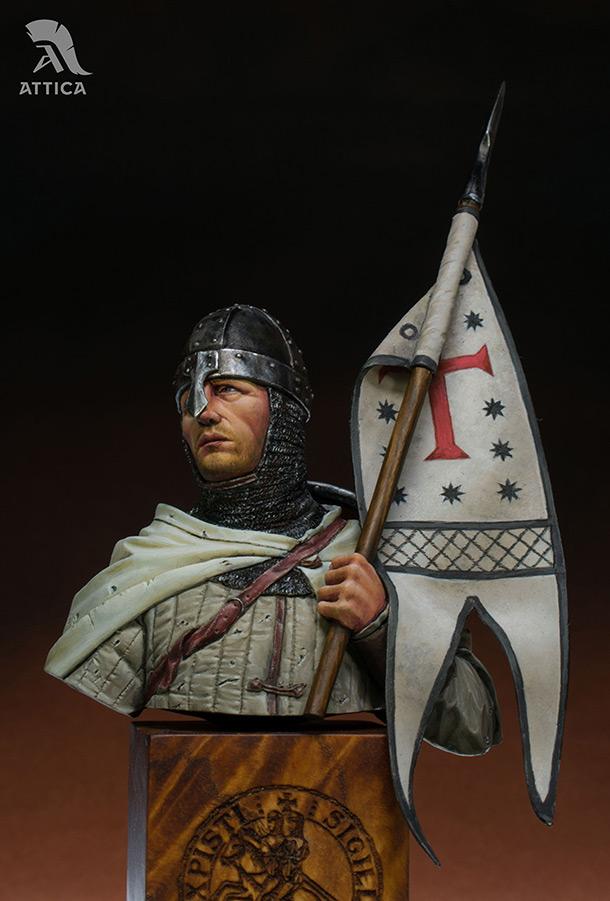 Figures: Templar knight