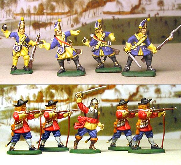 Figures: Wargame Miniatures