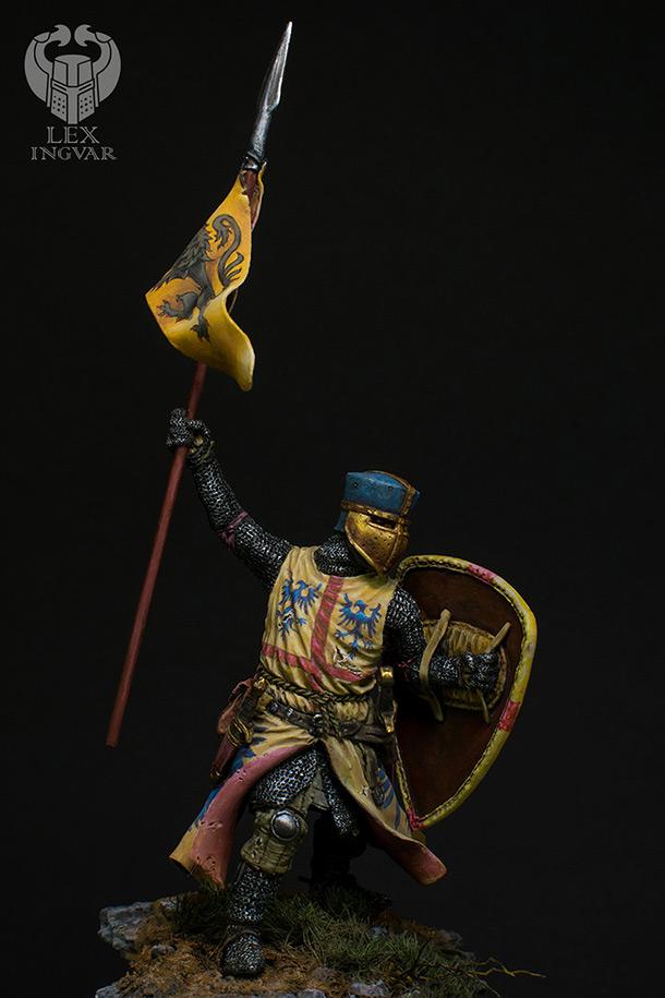 Figures: Matthew II of Montmorency, 1214