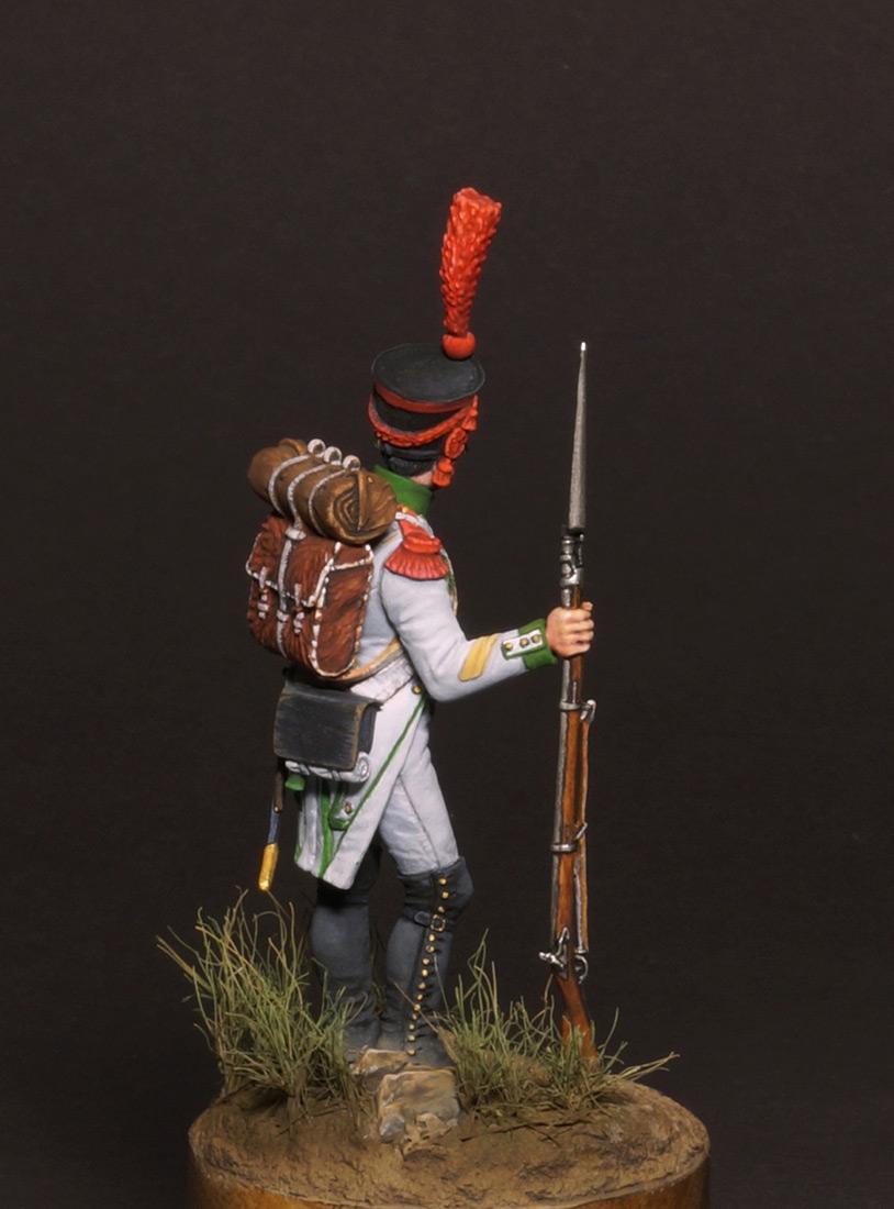 Figures: Grenadiers corporal, Joseph Napoleon regt., photo #3