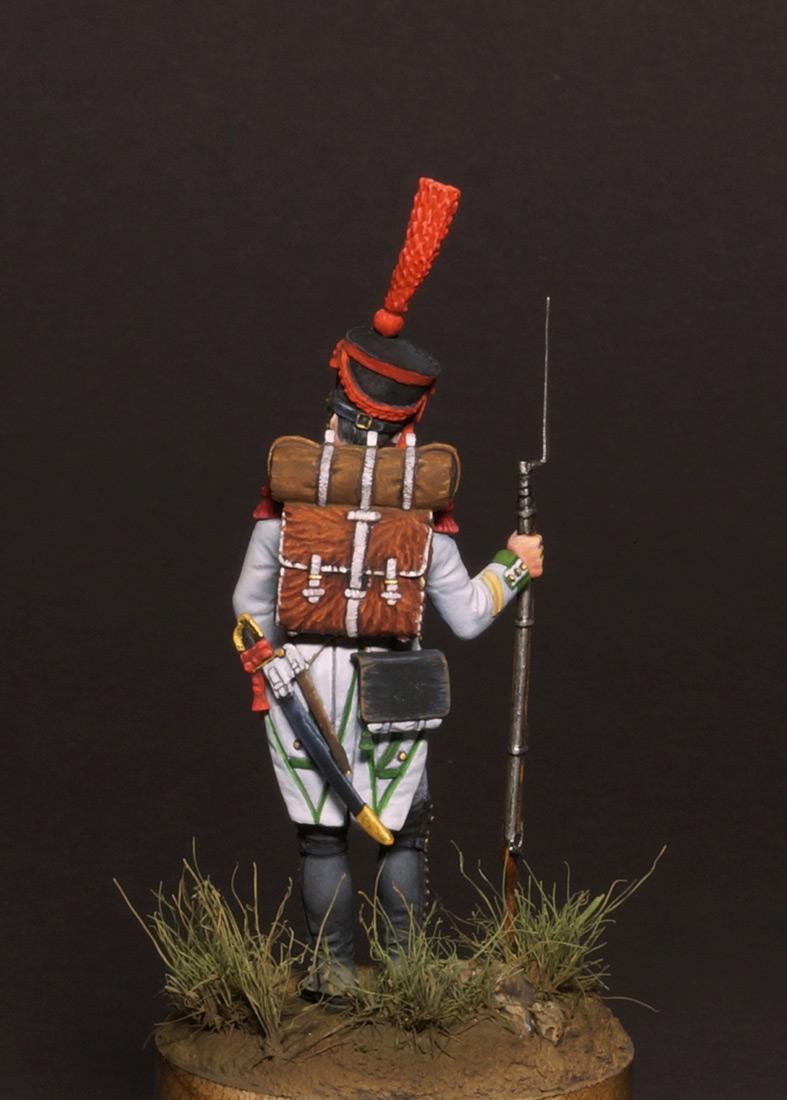 Figures: Grenadiers corporal, Joseph Napoleon regt., photo #4