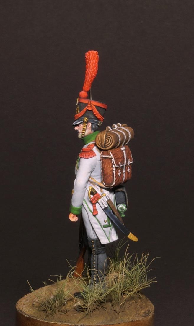 Figures: Grenadiers corporal, Joseph Napoleon regt., photo #5