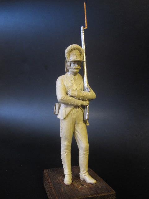 Sculpture: Grenadier, 1788, photo #1