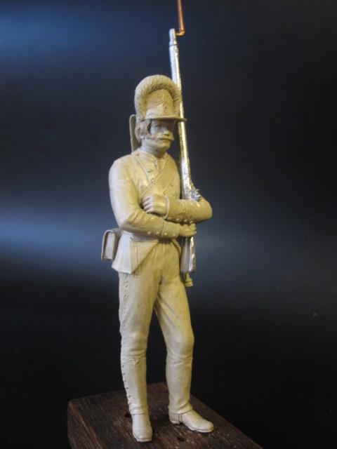 Sculpture: Grenadier, 1788, photo #2