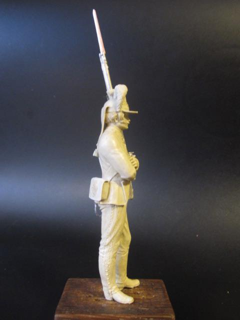 Sculpture: Grenadier, 1788, photo #3
