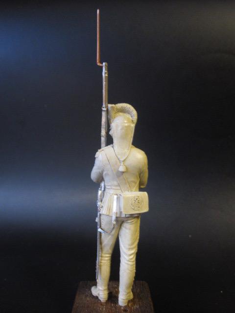 Sculpture: Grenadier, 1788, photo #4