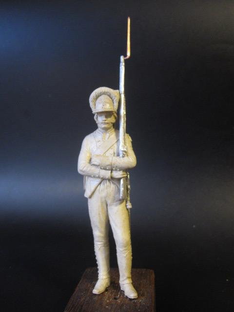 Sculpture: Grenadier, 1788, photo #5