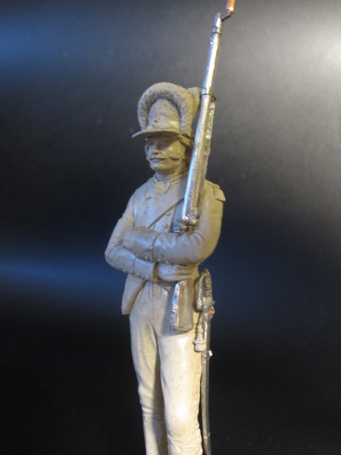 Sculpture: Grenadier, 1788, photo #6