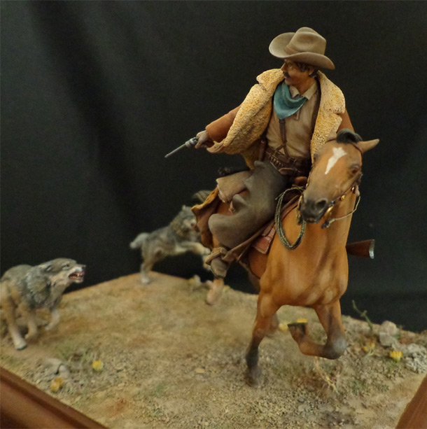 Dioramas and Vignettes: Wild West