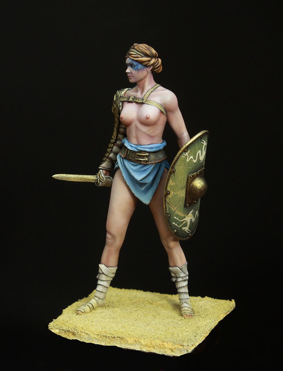 Figures: Essedarius, photo #3
