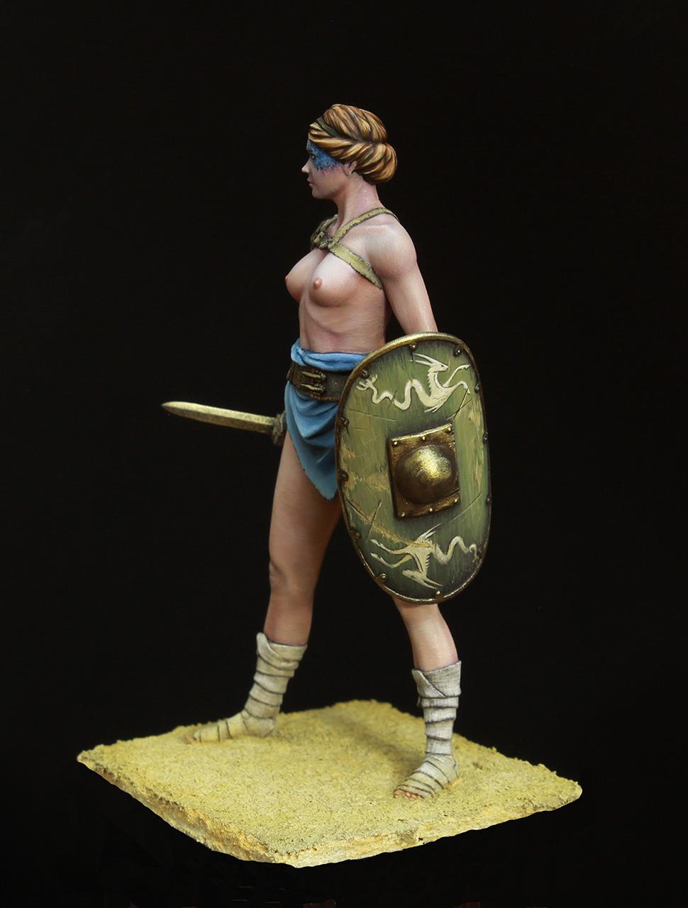 Figures: Essedarius, photo #4