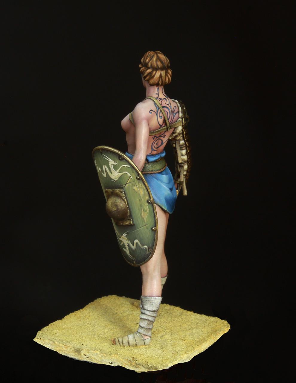 Figures: Essedarius, photo #5