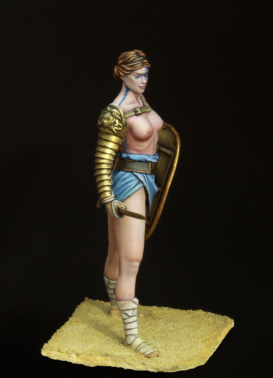 Figures: Essedarius, photo #7