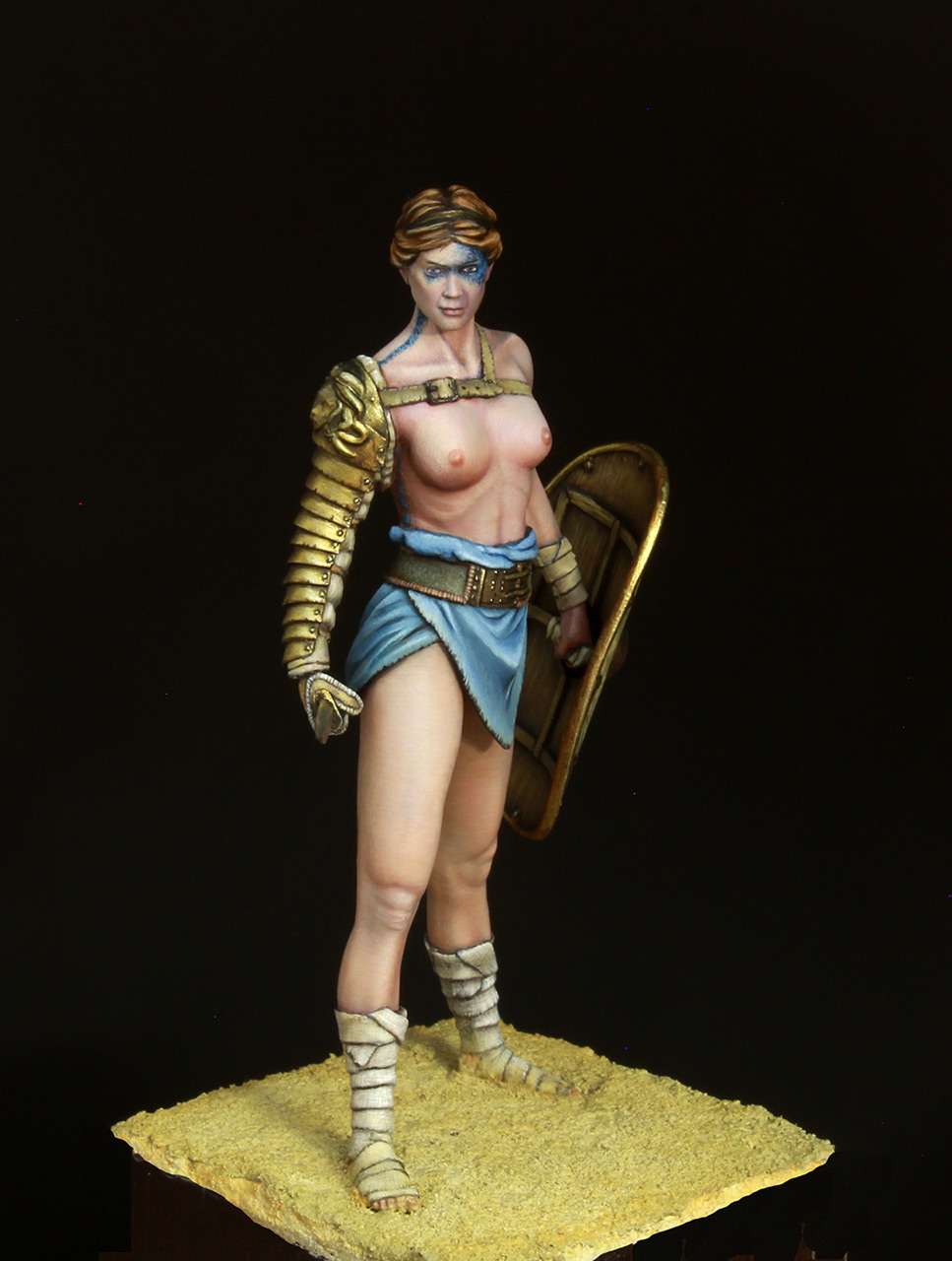Figures: Essedarius, photo #8