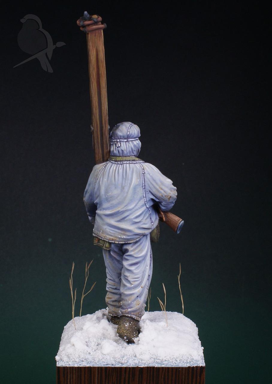 Figures: Soviet ski trooper, photo #4